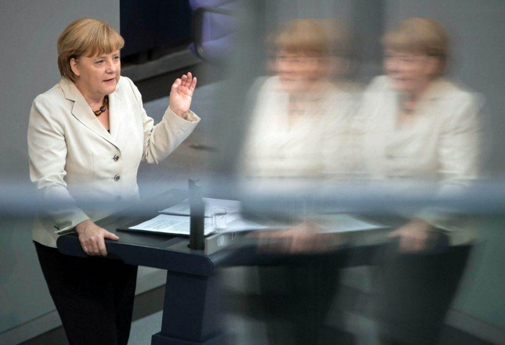 V čo vlastne verí Angela Merkelová?