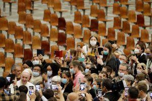 Katolícki charizmatici vo Vatikáne