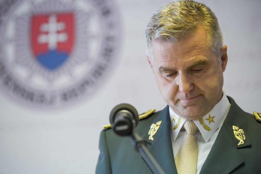 Gašpar skončil v putách polície