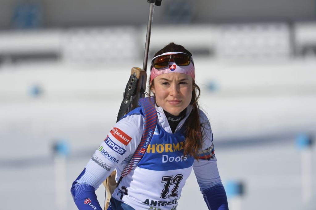 Víkendový Svetový pohár v biatlone aj so slovenskou účasťou