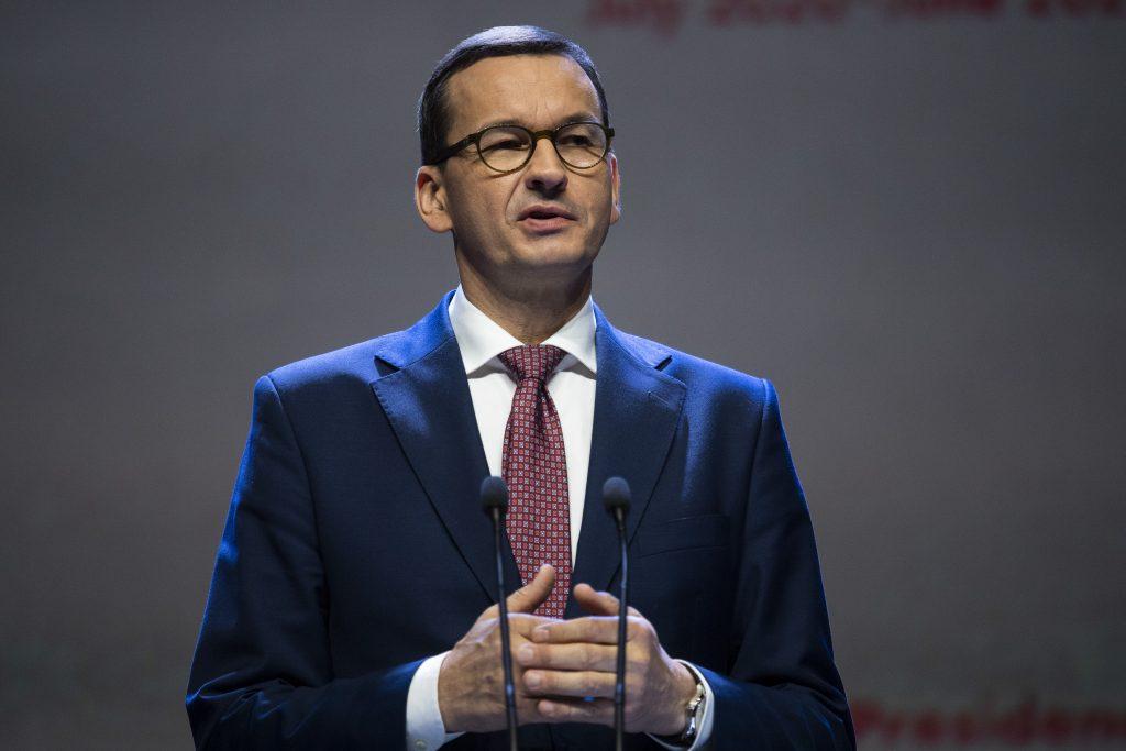 Komunistické praktiky. Zásady právneho štátu sa stali propagandistickým obuškom EÚ, tvrdí poľský premiér