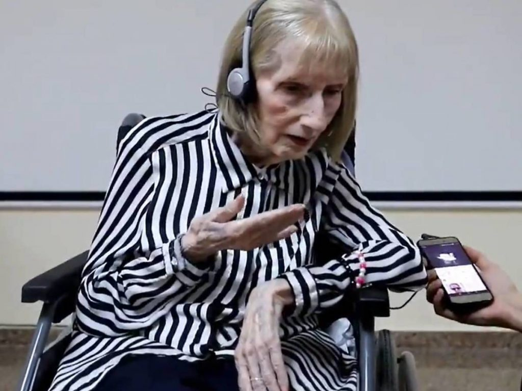 Dojímavé zábery staručkej baletky s Alzheimerom