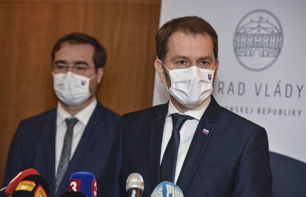 Matovič: Ak SaS vymyslí svoj pandemický plán, nech sa obráti na inú krajinu
