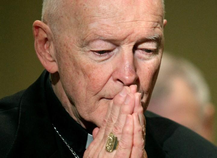Správa o McCarrickovi a chybách Vatikánu