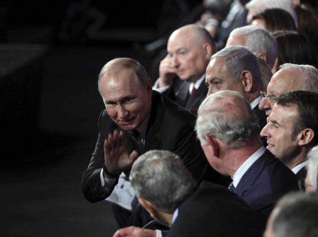 Prinútiť ruského prezidenta, aby sa vzdal moci, môže iba… Putin