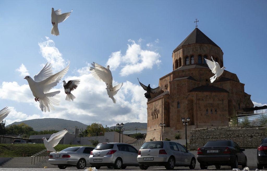 Turecko sa pri Náhornom Karabachu pustilo do nebezpečnej hry, môže na to doplatiť