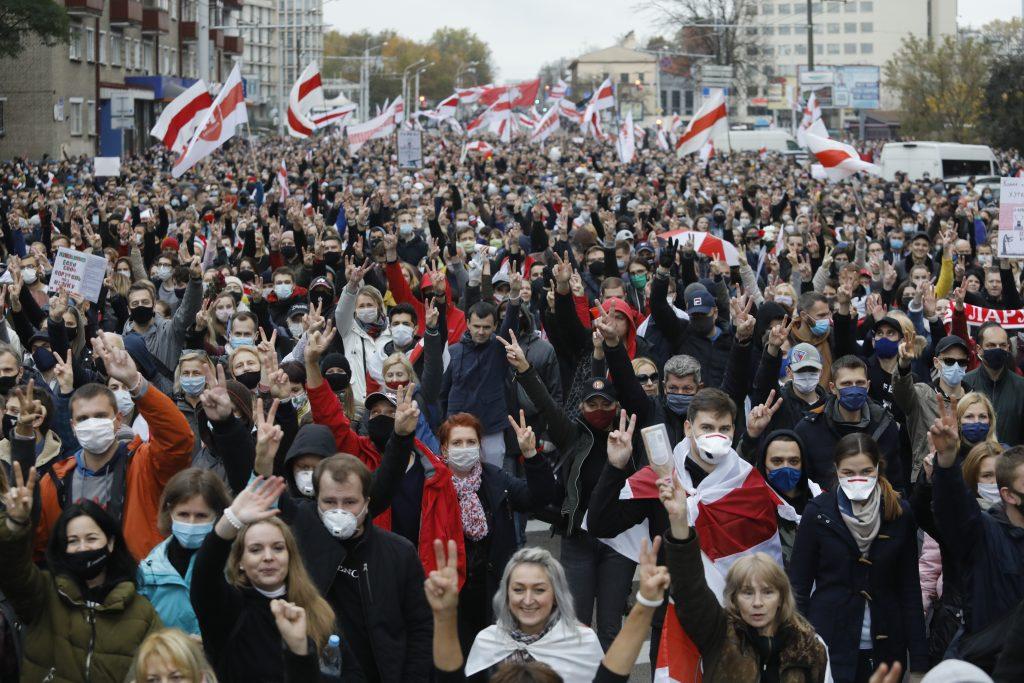 Bieloruská opozícia chce zmeniť taktiku protestov