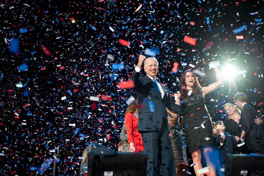 Kto je favorit na prezidenta USA Joe Biden?