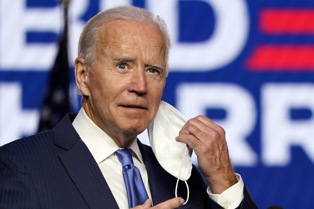 Prezident Biden