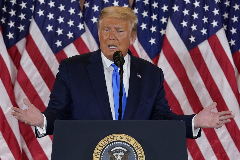 Biden bude prezidentom. Trump nemá v úmysle priznať prehru