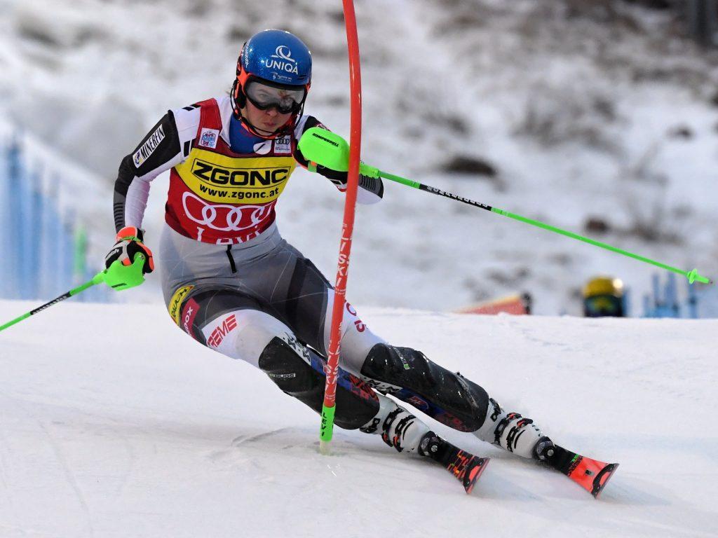 Vlhová triumfovala  v úvodnom slalome Svetového pohára