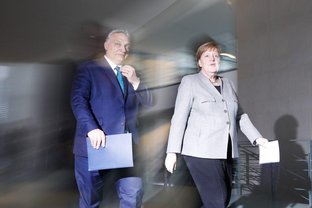 Ako Nemecko doteraz chránilo Orbána