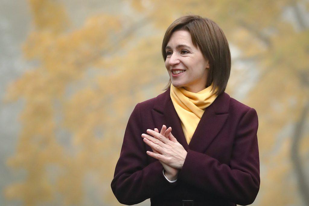 Nová moldavská prezidentka je prozápadná, ale ísť proti Rusku si netrúfne