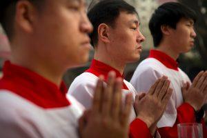 Čína robí razie v podzemnej katolíckej cirkvi
