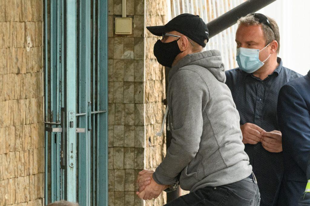 Podnikateľ Zoroslav Kollár bol dnes prepustený na slobodu