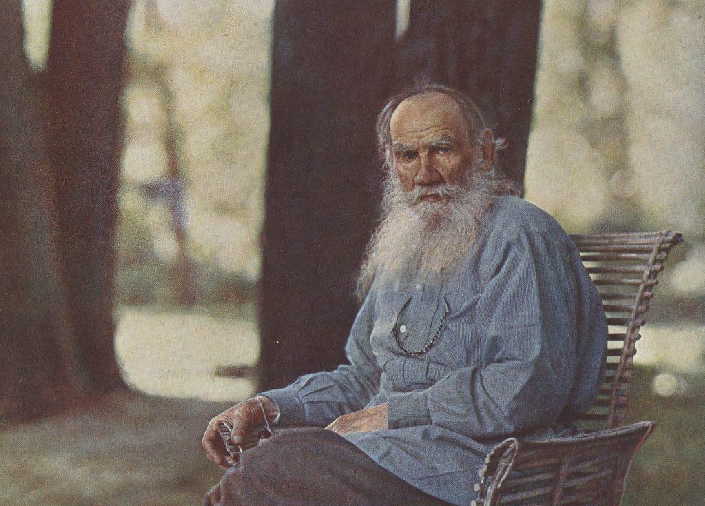 Lev Tolstoj a varovanie pred fašizmom