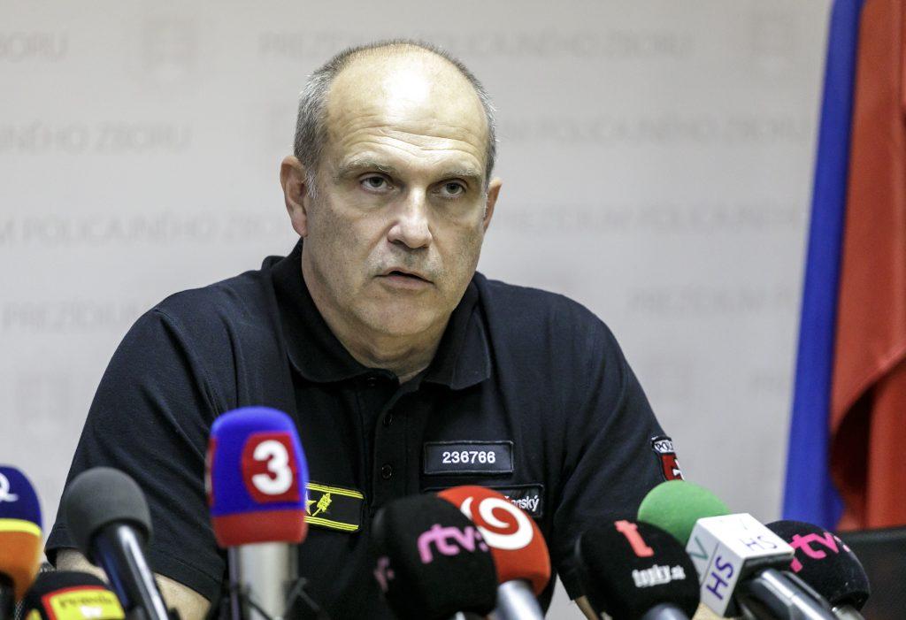 Bývalý šéf polície Milan Lučanský putuje do väzby