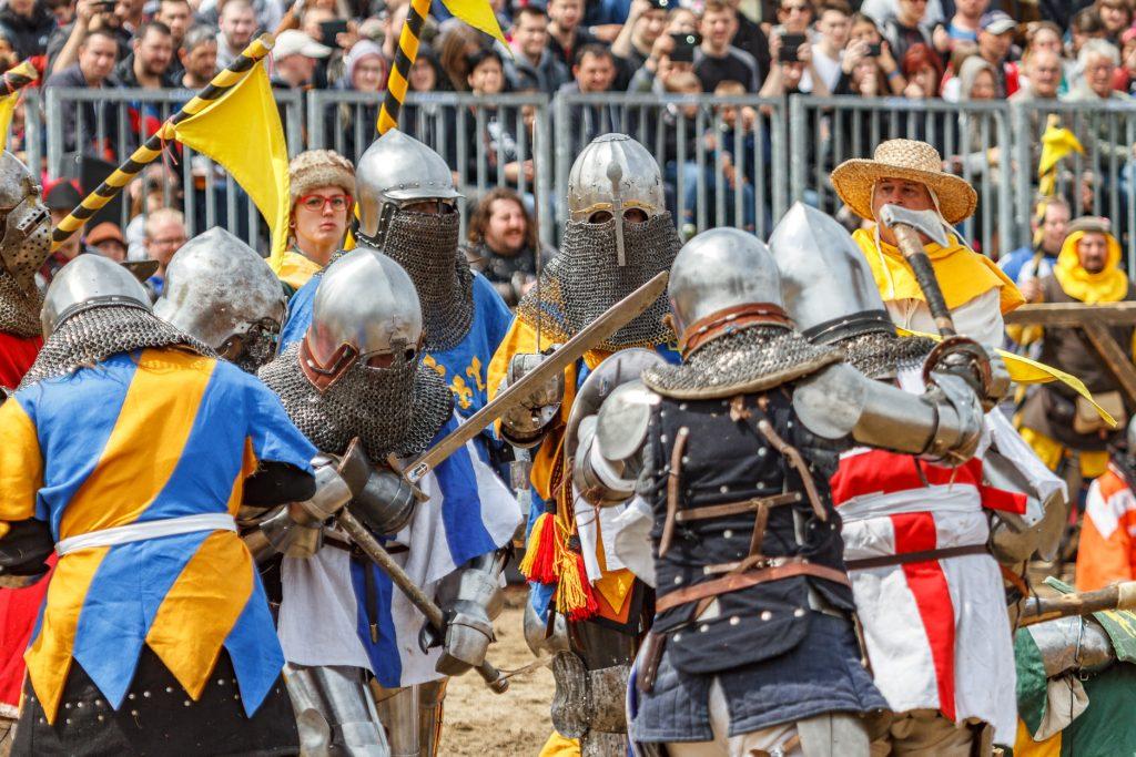 Stredoveké bojisko ako drsný novodobý šport – aj o tom je Bitka národov