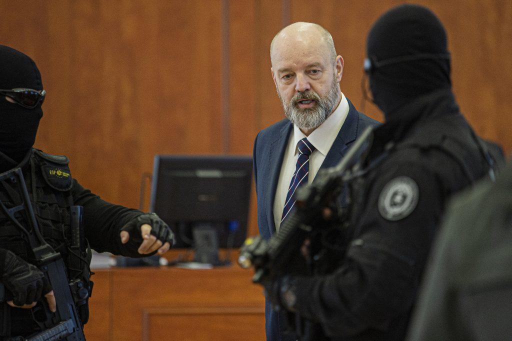 Obžalovaného Pavla Ruska zatkla polícia