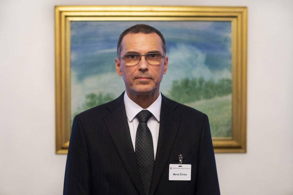 Novým generálnym prokurátorom je Maroš Žilinka