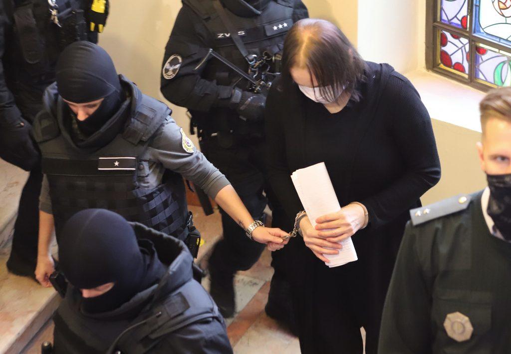 Zsuzsová dostala 21 rokov za vraždu Basternáka