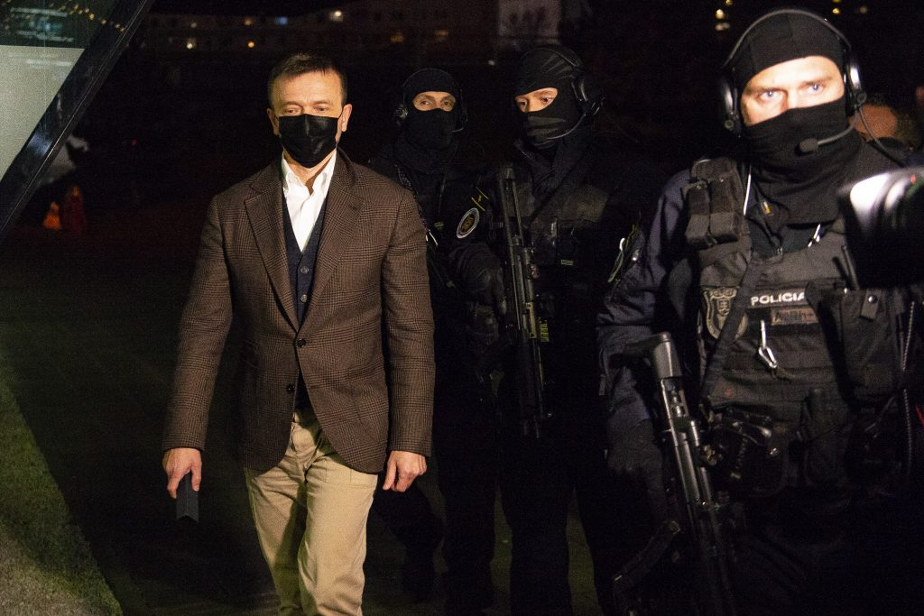 Majiteľa Penty Jaroslava Haščáka zadržala polícia