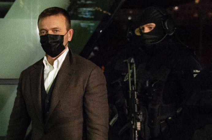 Haščák je obvinený a štát demonštruje silu