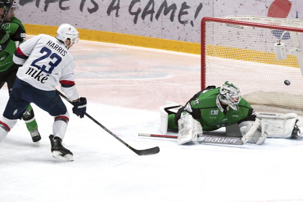 Slovanu stačili na Nové Zámky len dva góly Harrisa