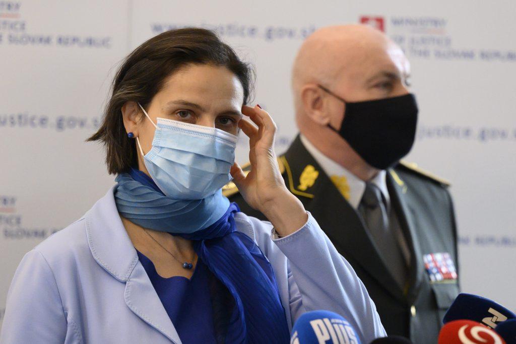 Kolíková o Lučanskom: Ani pokus o samovraždu. Ani cudzie zavinenie
