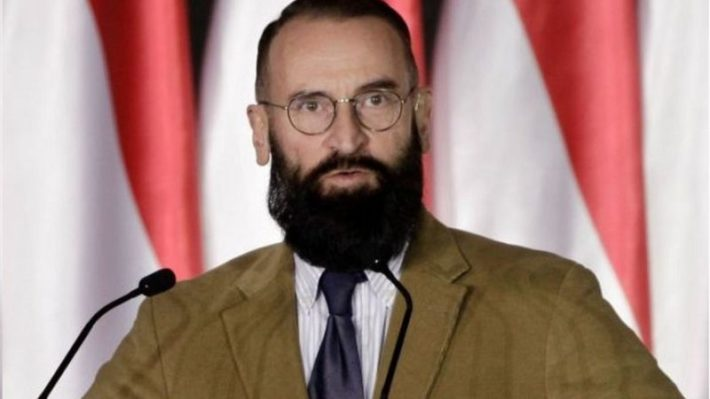 Obrana europoslanca Szájera