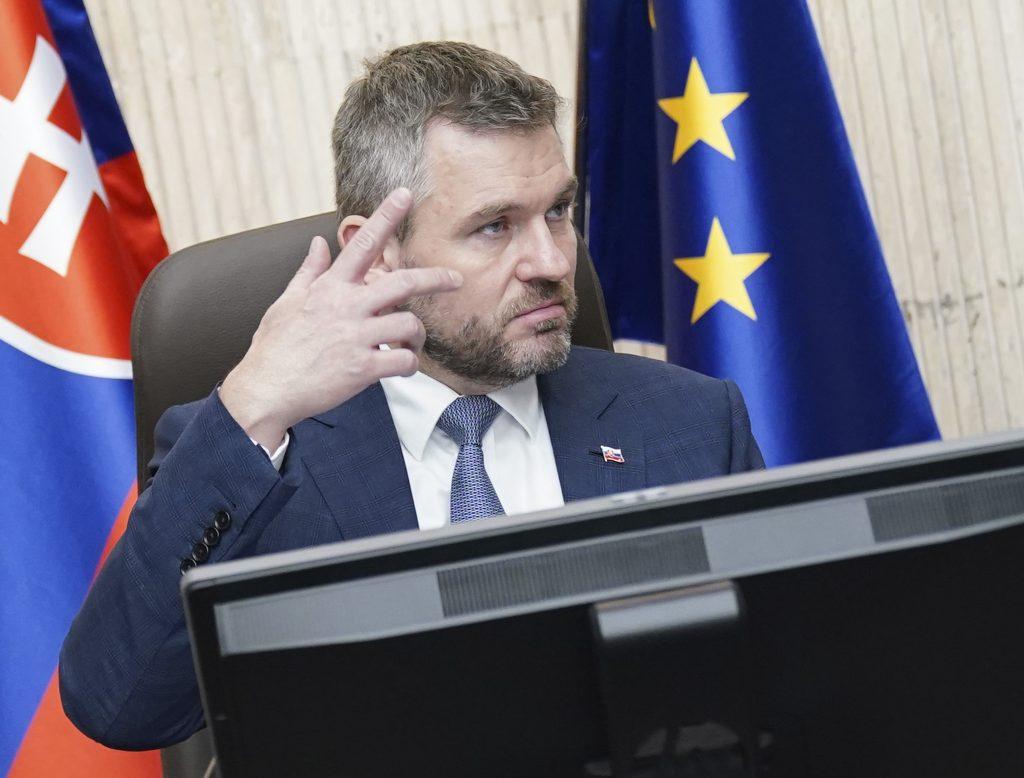 Pellegrini podporil Matovičov postoj k nákupu ruských vakcín