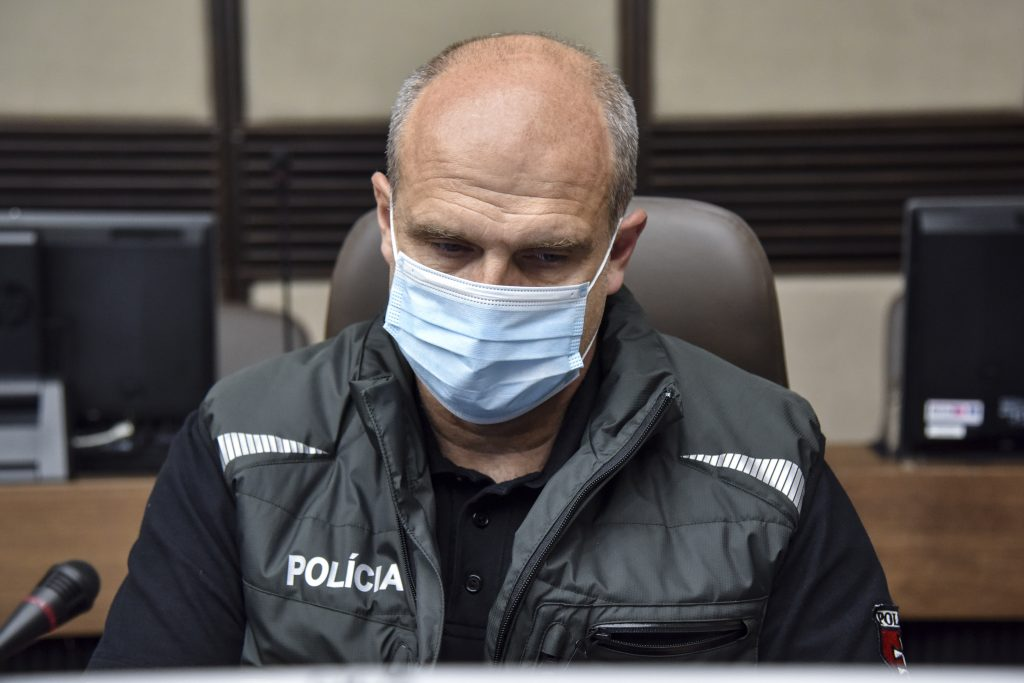 NAKA zadržala ďalšie policajné špičky. Obvinený je aj Lučanský