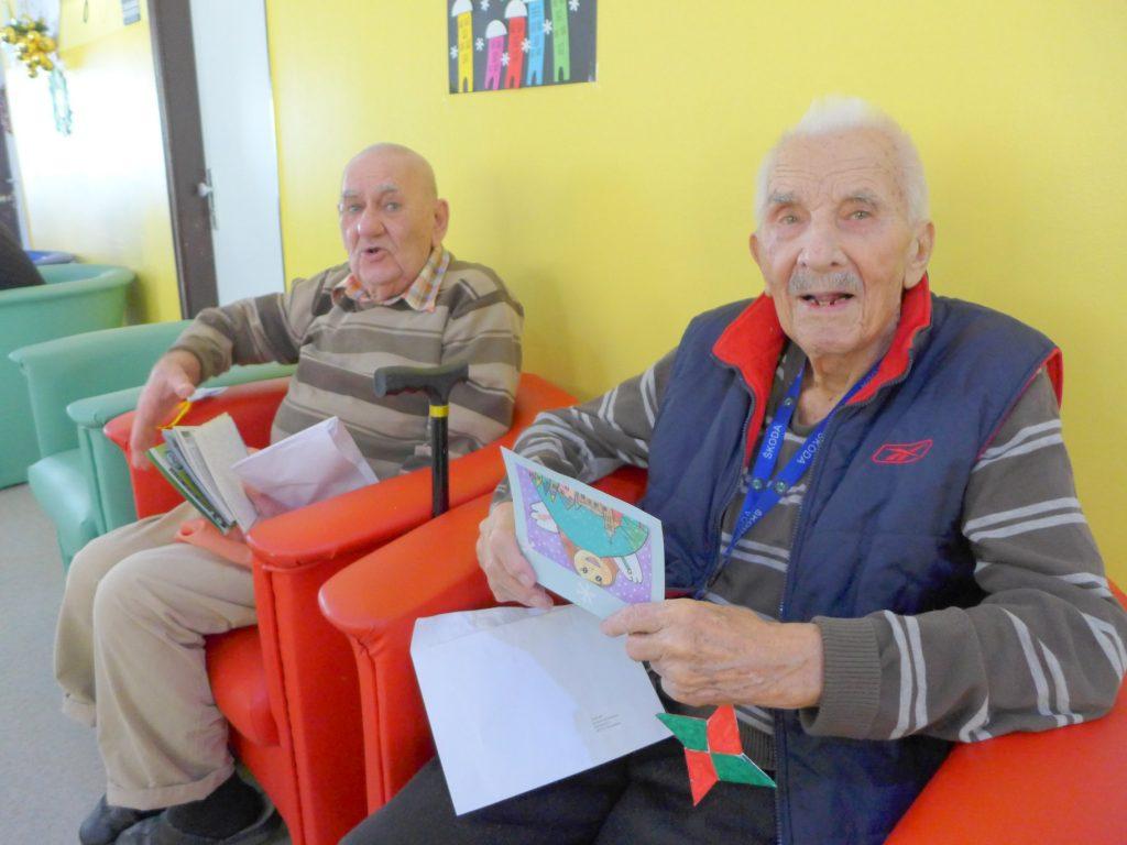 Vianočná pošta pre seniorov: Čo seniori naozaj chcú? Stačilo sa ich spýtať