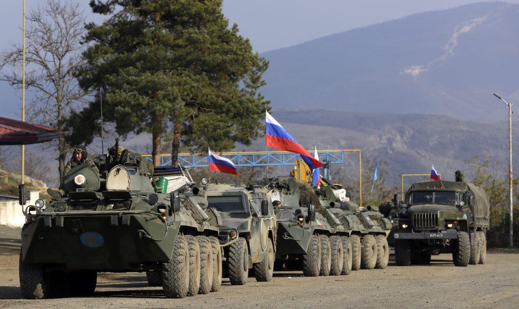 Po poslednom strete v Karabachu prišli Rusi a prekreslili mapu