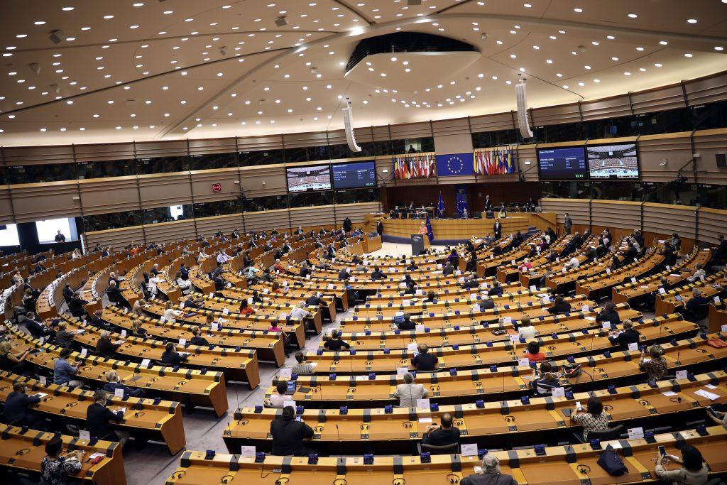 Na účasti na sexuálnej párty nie je nič zlé, znie z europarlamentu