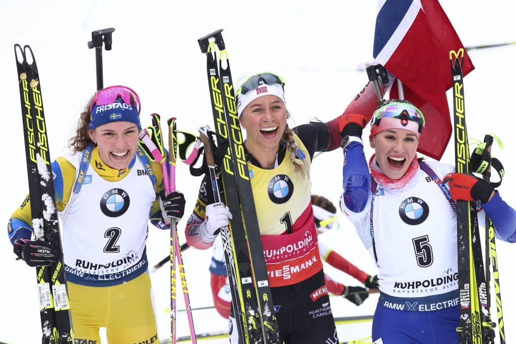Fialky vyzvú sestry Oebergové v treťom kole Svetového pohára