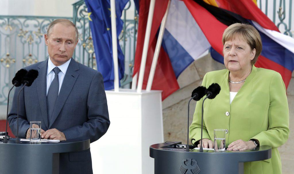 Obídu Nemci sankcie?  Plynovod obchádzajúci Slovensko sa zrejme dokončí