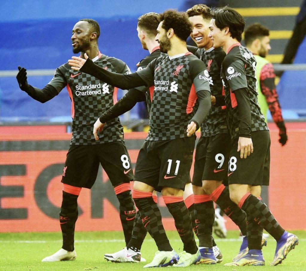 Liverpool zdemoloval Crystal Palace a nasadil k bodovému trháku