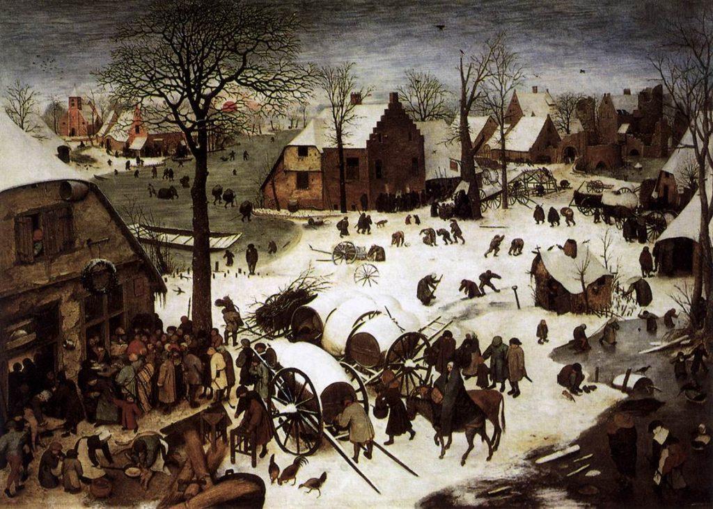 Vianočné témy ako veľká inšpirácia pre umenie