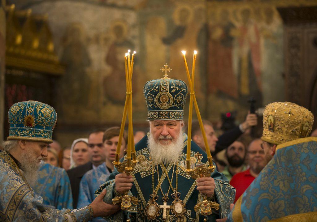 Čo je cisárove a čo Božie. V Rusku