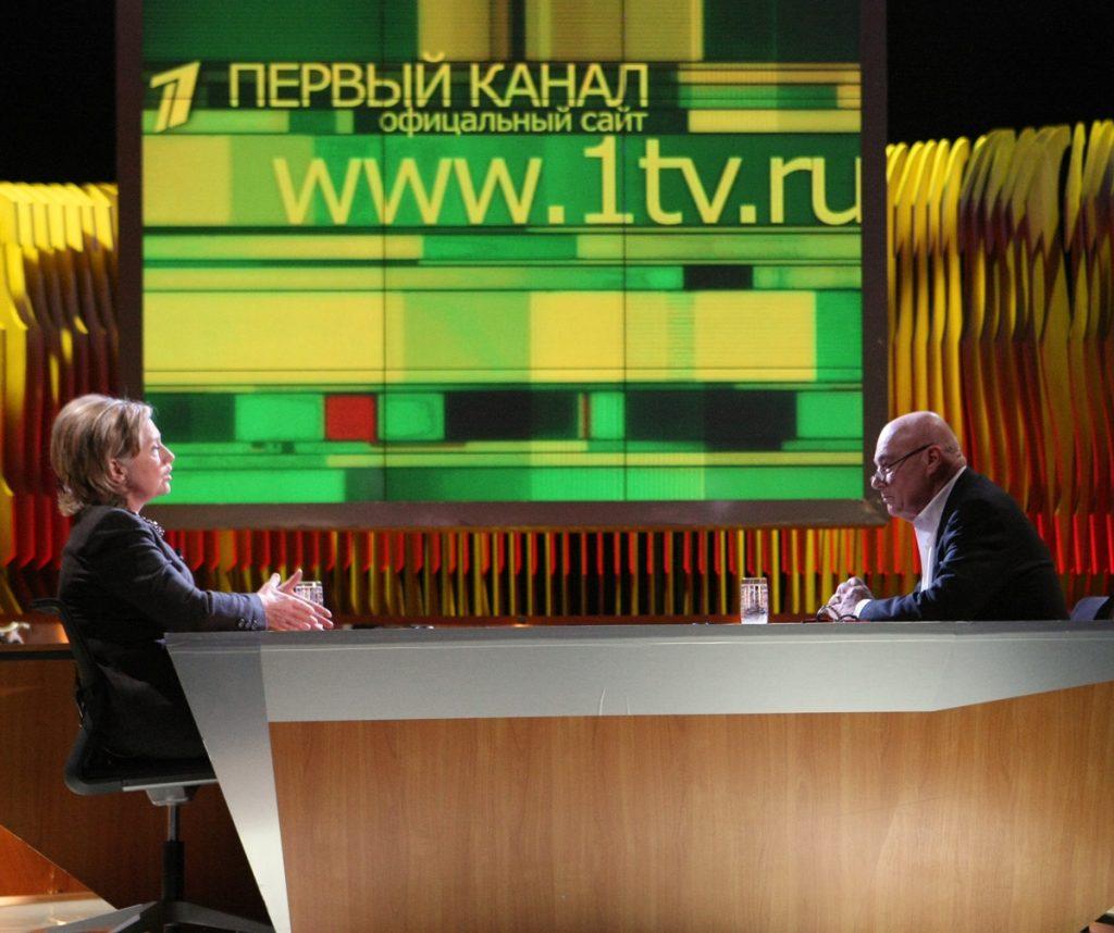 Solovjov a Pozner: Dve výrazné tváre politických talk-show v Rusku