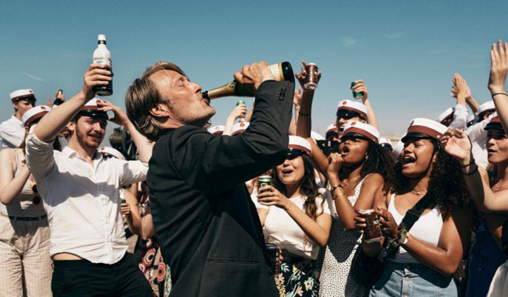 Majster alkohol v novom dánskom filme Chľast