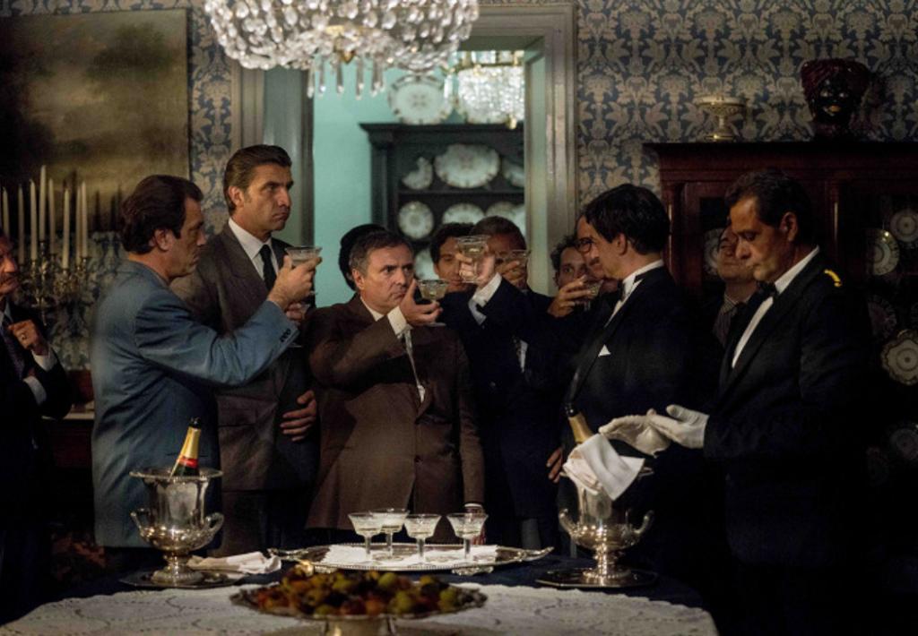 Televízne tipy: Keď skutočnou vládou je mafia