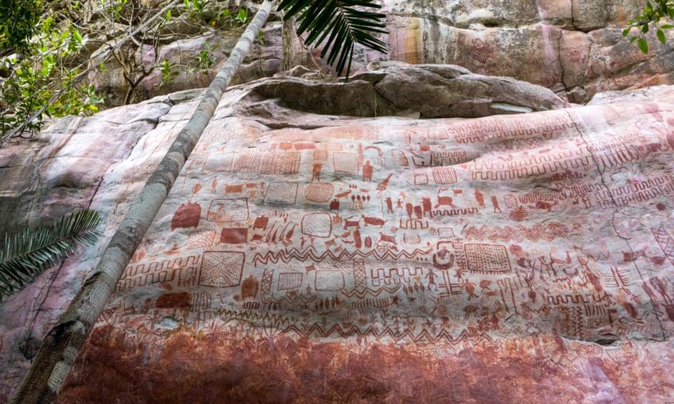 Sixtínska kaplnka Amazónie? V pralese sa podaril fascinujúci nález