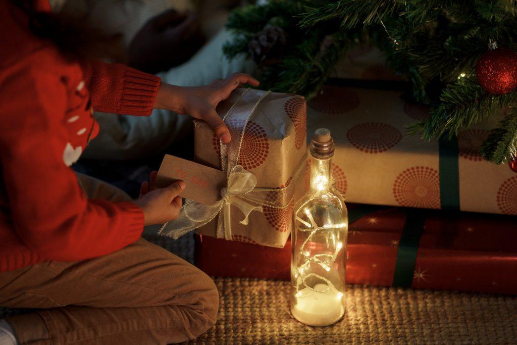 Ježiško nosí darčeky. Je to celé iba výmysel?