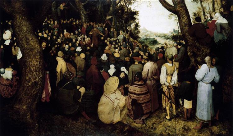 Pozrime sa na Jána Krstiteľa cez umelecké diela a zamyslime sa nad jeho posolstvom