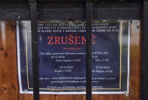 Zatvorené chrámy a bonzácka kultúra