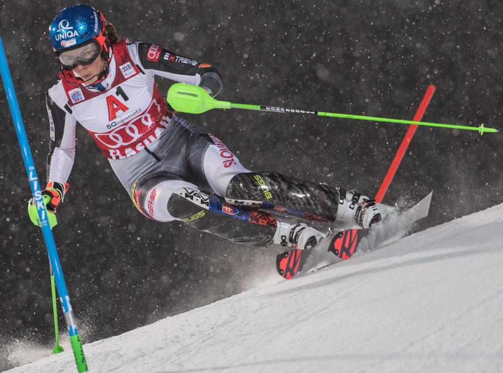 Vlhová skončila vo Flachau tesne štvrtá, slalom patril Shiffrinovej
