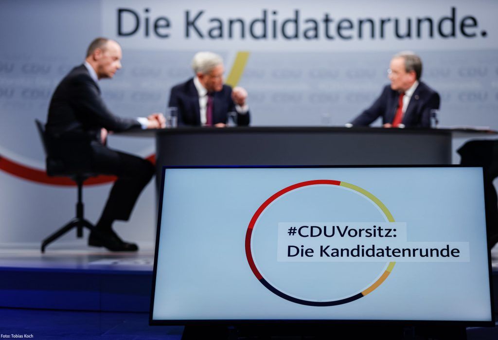 Kto bude nový predseda CDU. A má to vôbec význam?