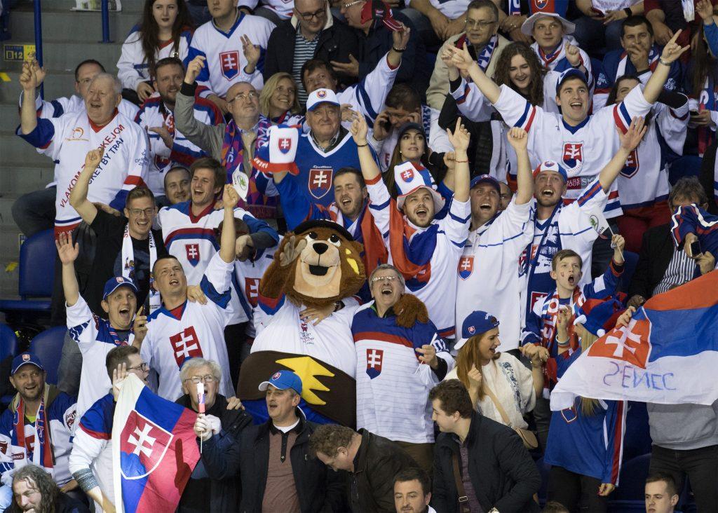 Hokejové majstrovstvá môžu byť na Slovensku, chýba len súhlas federácie